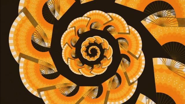 Nexus Studios and Emmanuelle Walker Explore Orange for CNN Colorscope