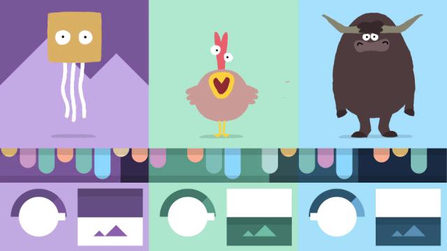 Adorable Promo for Kids' Music Composition App BANDIMAL