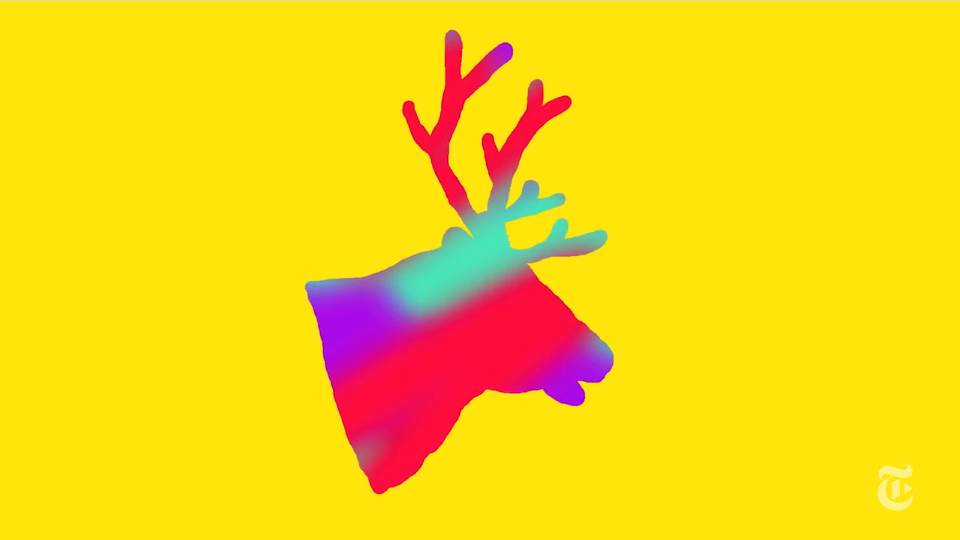 Santa Is a Psychedelic Mushroom New york timesMatthew Slaton New york times | STASH MAGAZINE