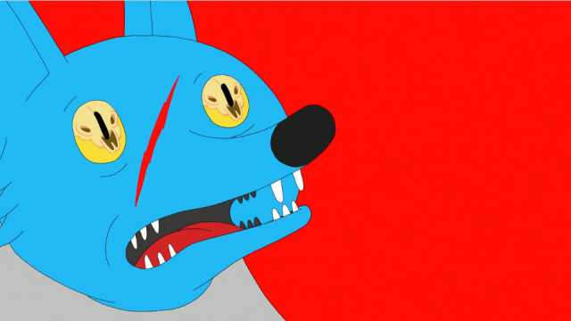 YK animation Coyote short film | STASH MAGAZINE