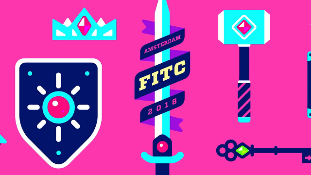FITC Amsterdam 2018 Titles by Gavin Strange