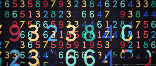 "Rebecka Taule ""Beauty in Numbers"" Pi | STASH MAGAZINE"