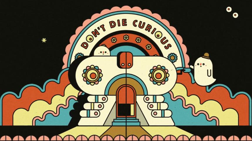 Tom Rosenthal - Don't Die Curious   STASH MAGAZINE