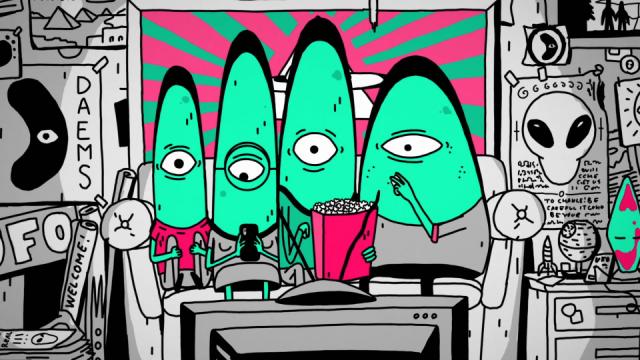 Tricktrabanten Too Mad Mind Invaders | STASH MAGAZINE