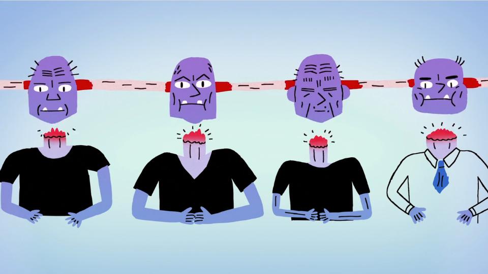 The Bald Future short film | STASH MAGAZIN
