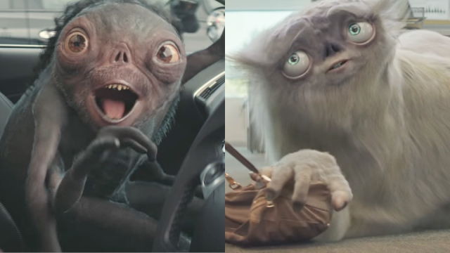 Meet the Monsters of Toyota's