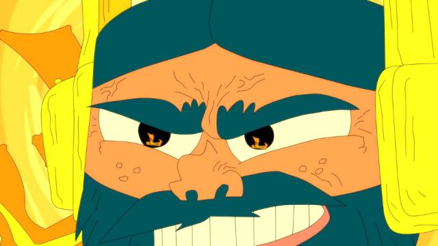 Titmouse Face Face animated short film   STASH MAGAZINE