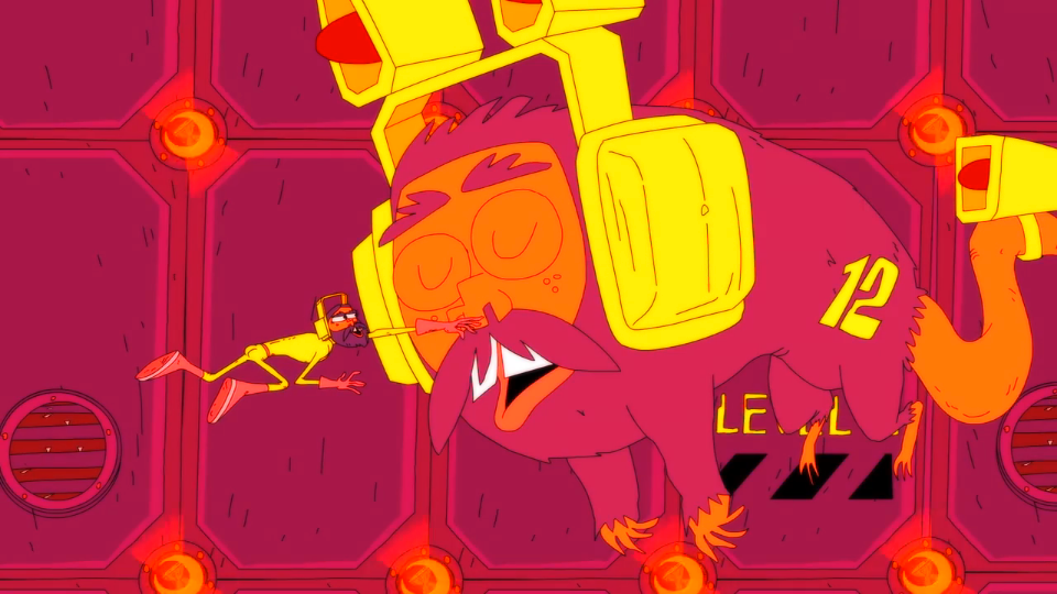 Titmouse Face Face animated short film | STASH MAGAZINE