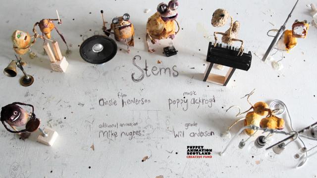 Ainslie Henderson Stems stopmotion short film | STASH MAGAZINE