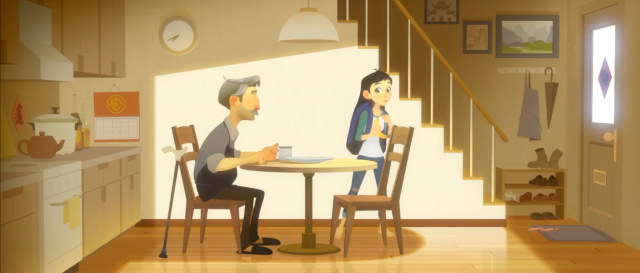 TAIKO Studio One Small Step Trailer animated short film | STASH MAGAZINE