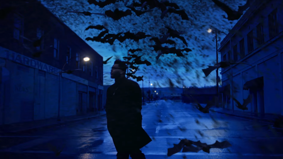 The Mill The Weeknd Call Out My Name music video | STASH MAGAZINE