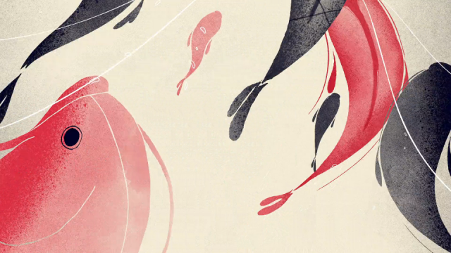 Nerdo RAI Far East Festival animated titles | STASH MAGAZINE