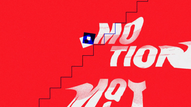 Motion-Motion Festival Title Sequence by nöbl