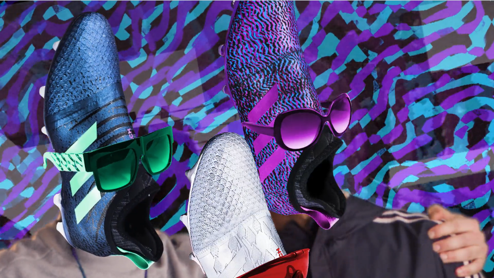 Adidas GLITCH Zac Ella Iris Worldwide | STASH MAGAZINE