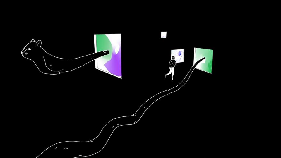 Fela & Etienne Hypertrain animated short film | STASH MAGAZINE