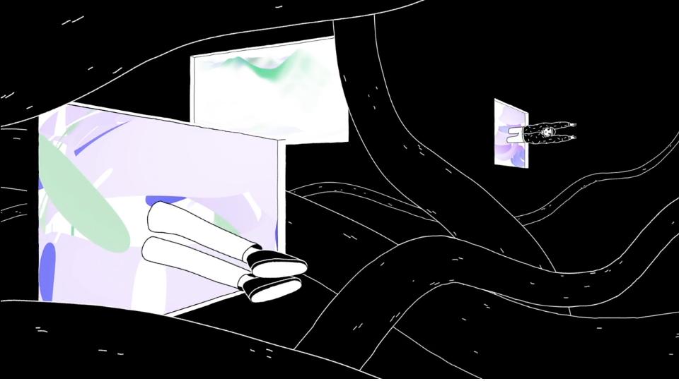 Fela & Etienne Hypertrain animated short film   STASH MAGAZINE