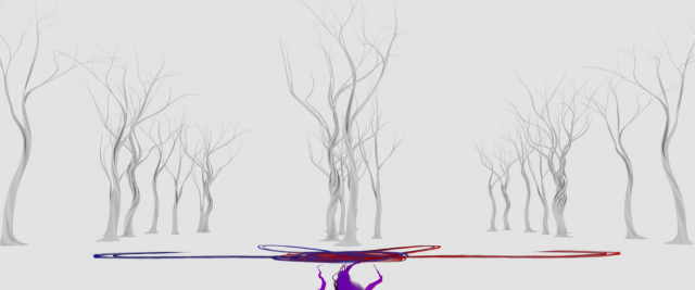 In an Empty Wood Chia-Hsin Lee animated short film | STASH MAGAZINE