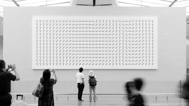 A Million Times at Changi Humans since 1982 kinetic sculpture   STASH MAGAZINE