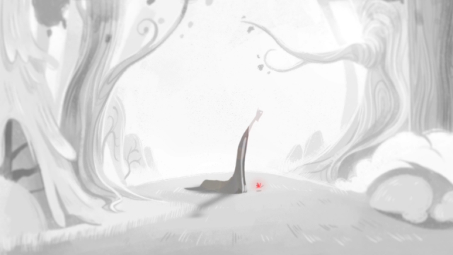 So This is How it Feels… Chalky Wong animated short CalArts | STASH MAGAZINE