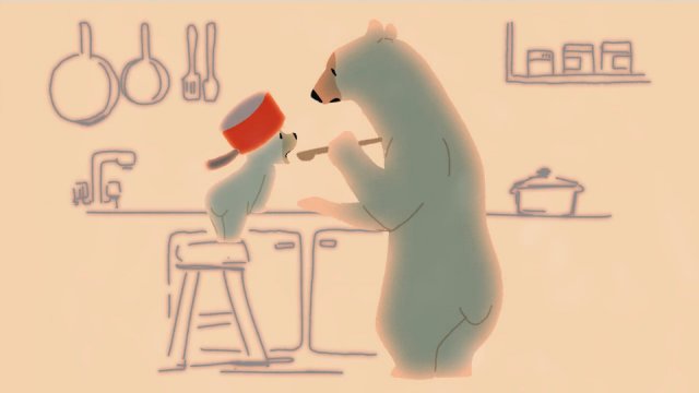 Polaris Hikari Toriumi animated short film CalArts | STASH MAGAZINE