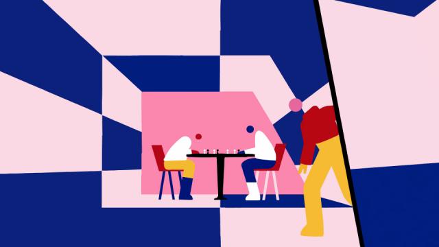 Safe Spaces with Trevor Noah Alex Grigg short animated film | STASH MAGAZINE