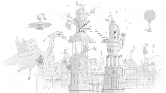 Tulips and Chimneys Hendricks Gin Escape animated commercial | STASH MAGAZINE
