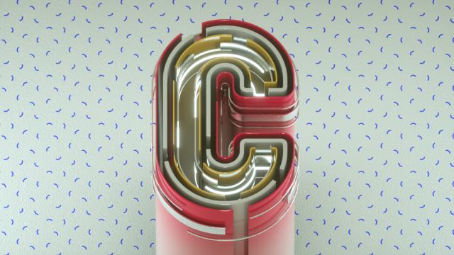 36 Days of Type Ben Huynh animated short film Typography   STASH MAGAZINE