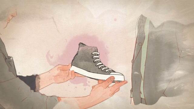 ASICS A Shot At The Title - Hello Savants animated film   STASH MAGAZINE