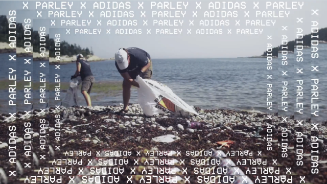 Run for the Oceans - Adidas X Parley  Golden Wolf Psyop   STASH MAGAZINE