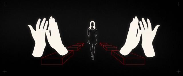 LUC Glow Dress Code Vincenzo Lodigiani music video  STASH MAGAZINE