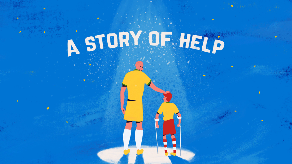 NRMA Bresciano A Story of Help Mighty Nice animation | STASH MAGAZINE