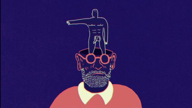 Andrew Khosravani Philosophy Feuds: Freud vs Jung Aeon Video | STASH MAGAZINE
