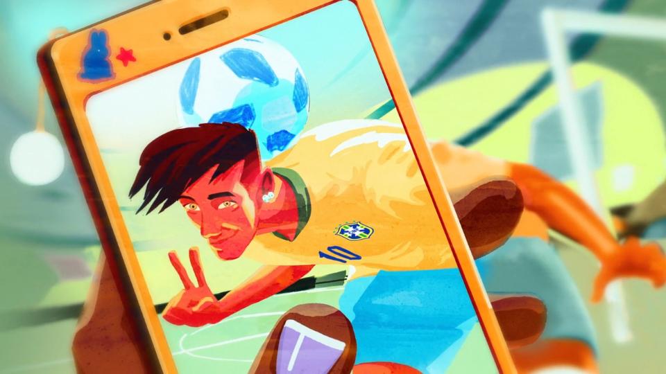 "Gentleman Scholar World Cup ""2018"" animated short film | STASH MAGAZINE"