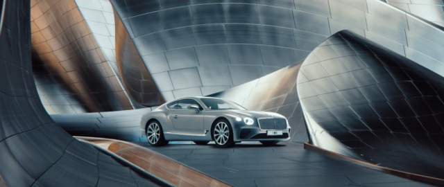 The Mill Bentley 100 years commercial video | STASH MAGAZINE