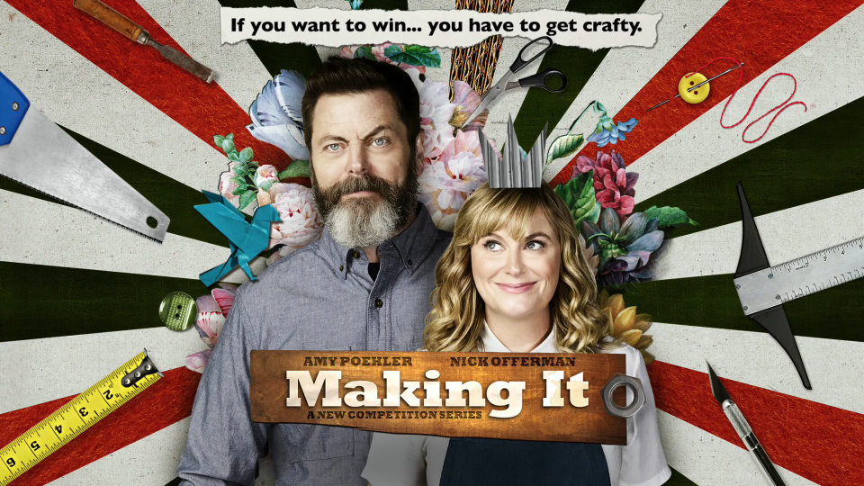 Making It series NBC promo MoSoMoS | STASH MAGAZINE