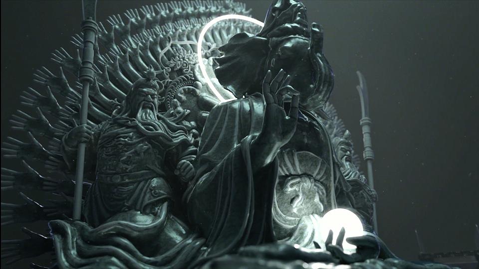 EMUNAH by DOMCAKE animated CG short film | STASH MAGAZINE