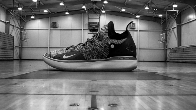 Korb Bounces Around the Nike KD XI (Director's Cut)