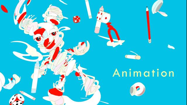 Japan Media Arts Festival animated intro | STASH MAGAZINE