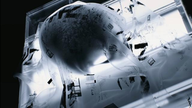 H.R. Giger Kim Gryun animated short film titles | STASH MAGAZINE