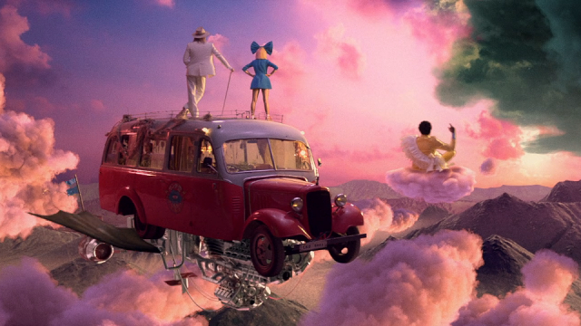 LSD THUNDERCLOUDS music video Ernest Desumbila Sauvage.TV | STASH MAGAZINE