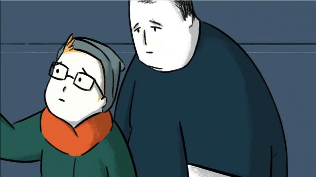 Closed Visit by Jade Evans animated short film | STASH MAGAZINE