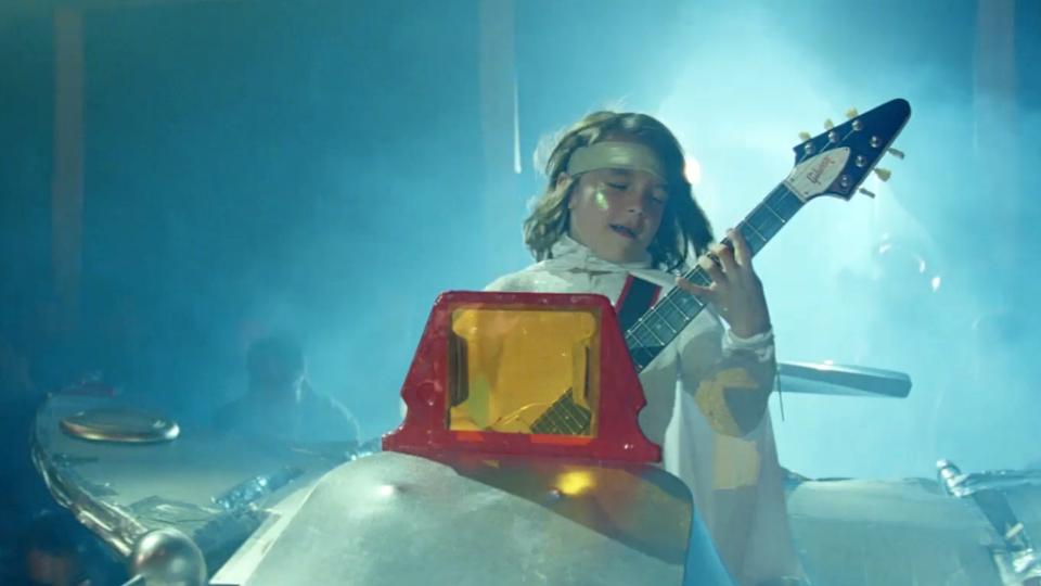 John Lewis Waitrose Bohemian Rhapsody commercial VFX Dogal Wilson MPC Blink | STASH MAGAZINE
