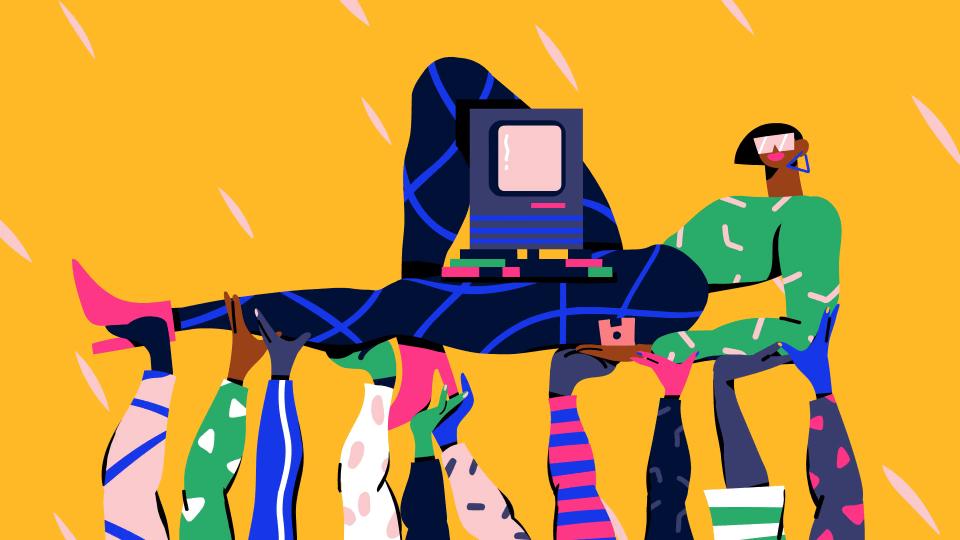 FITC Camp 2018 Titles animation Buck | STASH MAGAZINE