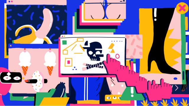 FITC Camp 2018 Titles animation Buck   STASH MAGAZINE