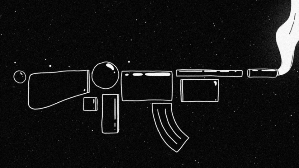 NPR How Physics And Design Make Some Bullets More Destructive Than Others Alessandro Novelli | STASH MAGAZINE
