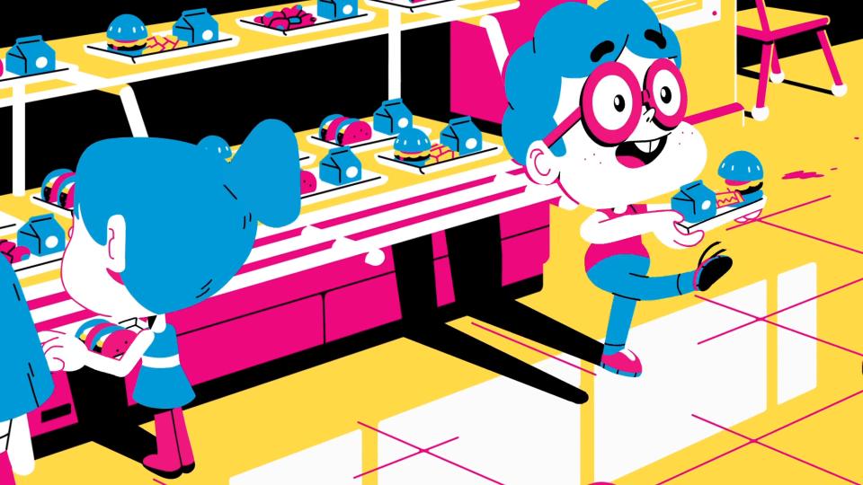 Cartoon Network Stop Bullying Speak Up Series