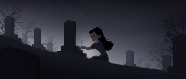 One Small Step animated short film by Taiko Animation | STASH MAGAZINE