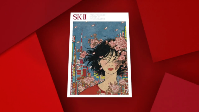 SKII Art of Travel Yibi Hu | STASH MAGAZINE
