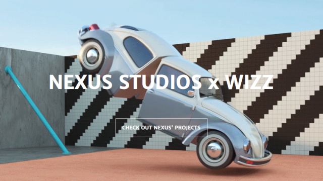 Nexus Studios Now Repped in France by WIZZ