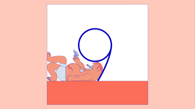 Gungkaikoo Number Who animated short  loops | STASH MAGAZINE
